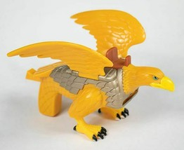 Imaginext Bravemore Castle Yellow Eagle Disc Shooter Replacement Part - $14.84
