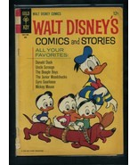 Walt Disney's Comics and Stories #297 P 1965 Gold Key Carl Barks Comic Book - $0.97