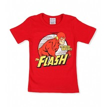 Red XXL Marvel Comics mens T-shirt The Flash - £29.18 GBP