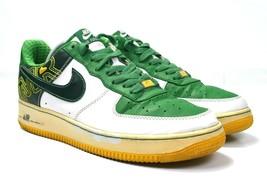 Nike Air Force 1 Men's Low XXV 82 MR. Green, White Size 10 - 315180 131 - $247.49