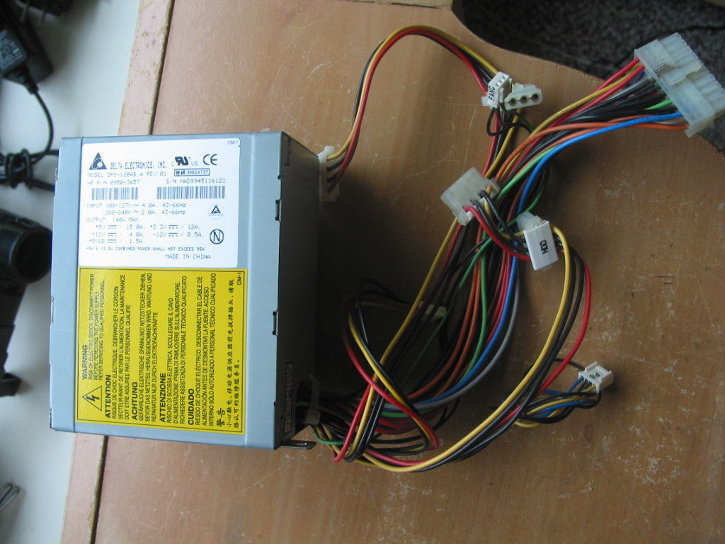 Vintage HP / Compaq Computer Power Supply and similar items