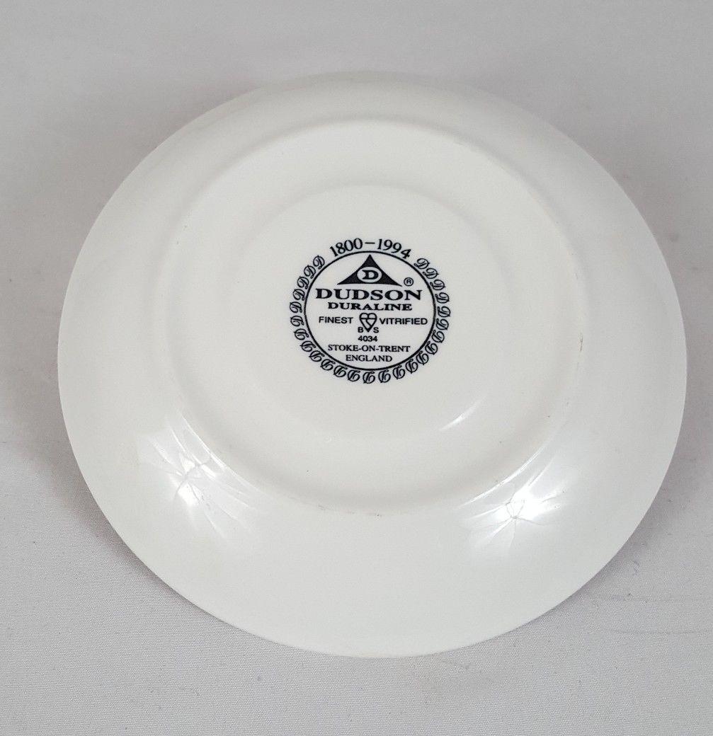 Dudson Duraline Stoke On Trent England White and 50 similar items