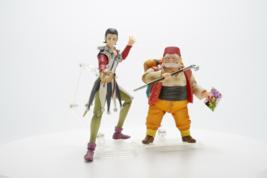Dragon Quest Xi: Echoes Of An Elusive Age Bring Art Sylvando & Rab Set Limited - $287.05