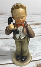 Hummel Figurine Hello #124/0 - $14.80