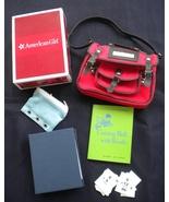American Girl Doll Molly's Schoolbag Set F5433 - $18.00