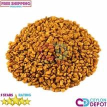 100% Organic Pure FENUGREEK Seeds CEYLON Grade A Quality Fresh Spices Sr... - $0.99+