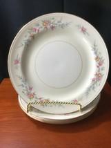 """5 Georgian Eggshell Cashmere Dinner Plates 10"""" Homer Laughlin - $24.75"""