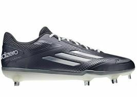 Adidas adizero Afterburner 2.0 Metal Low Baseball Cleats -Onix-US MEN's 12 - $31.45