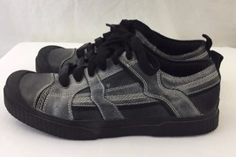 Steve Madden FREEZE Mens Athletic Fashion Sneakers Shoes 8.5 Gray or Whi... - $10.47+