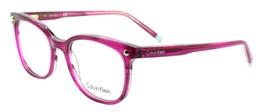 Calvin Klein CK5972 606 Women's Eyeglasses Frames Cyclamen 52-18-140 + CASE - $62.32