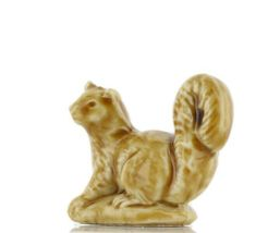 Wade Whimsies Porcelain Miniature Pine Marten Squirrel image 4