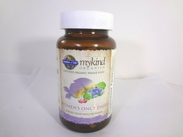 Garden of Life mykind organics Women's Once Daily 60Vegan Tabs OUT OF Box 23-G  - $28.71