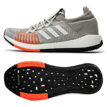 Adidas Pulse Boost HD Women's Running Shoes Sports Athletic Gray FU7342 - $114.99