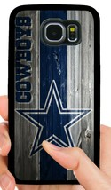 DALLAS COWBOYS PHONE CASE FOR SAMSUNG GALAXY & NOTE S6 S7 EDGE S8 S9 S10... - $14.97