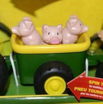 John Deere TBEK35089 Johnny Tractor County Fair Wagon Ride image 3