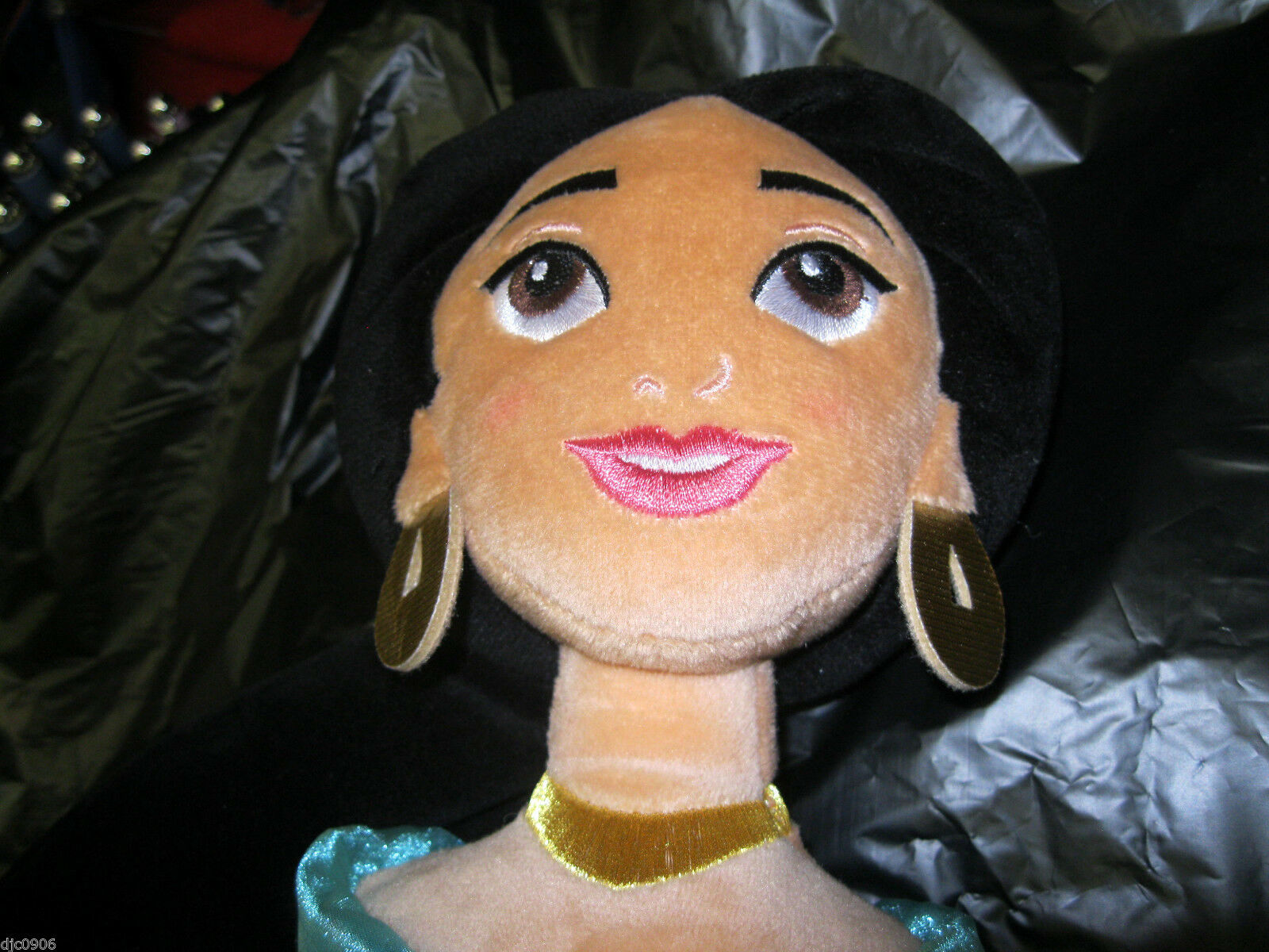 "Aladdin's Jasmine 20"" Plush Doll Soft Stuffed Toy Figure-New!!!Jasmine Plush-New image 6"