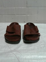 Women's Timberland Brown Size 8.5M Open Toe Sandals Shoes - $13.85