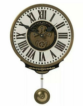 Uttermost Vincenzo Bartolini Pendulum Wall Clock 06021 Open Box - $113.85