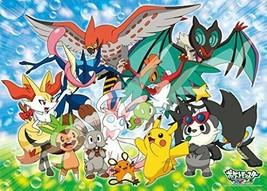 *300-piece jigsaw puzzle Pokemon XY & Z Puni-chan & with large pieces (3... - $57.78