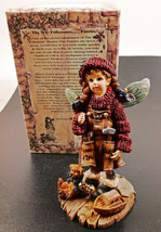 "Boyds Wee Folkstone Figurine, ""FIXIT FAERIEHELPER"" – SANTA'S HELPER, #3600 - $17.41"