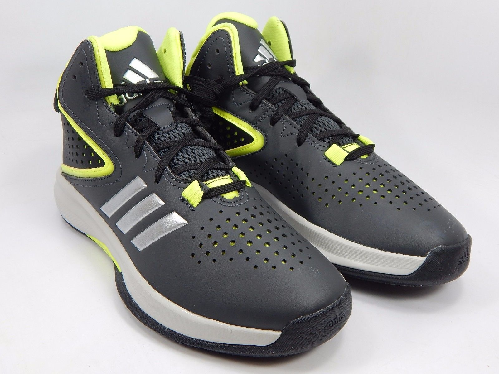 Adidas Cross Em Up 2016 Boy's Men's Basketball Shoes Size US 5.5 Y EU 38 B42787