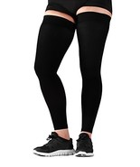 Mojo Compression Stockings Medical Grade Thigh High with Grip Top – Comp... - $23.24
