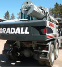 2003 GRADALL XL4100 II For Sale In Uxbridge, Ontario Canada L9P1R1 image 2