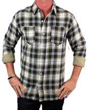 NEW LEVI'S MEN'S PREMIUM COTTON CLASSIC REGULAR FIT BUTTON UP SHIRT-3LYLW136CC image 4