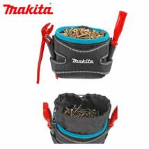 NEW Makita Drawstring Screws Nails & Fixings Pouch Tool Belt P-71956 - $20.78