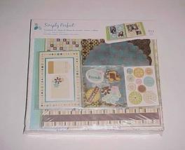 Simply Perfect Momenta PK-2259 Best Friend 12 x 12 Scrapbook Kit 1513 Pi... - $39.59