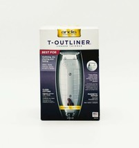 Andis T-Outliner Professional Beard / Hair Trimmer with T-Blade - Gray - 04710 - $58.19