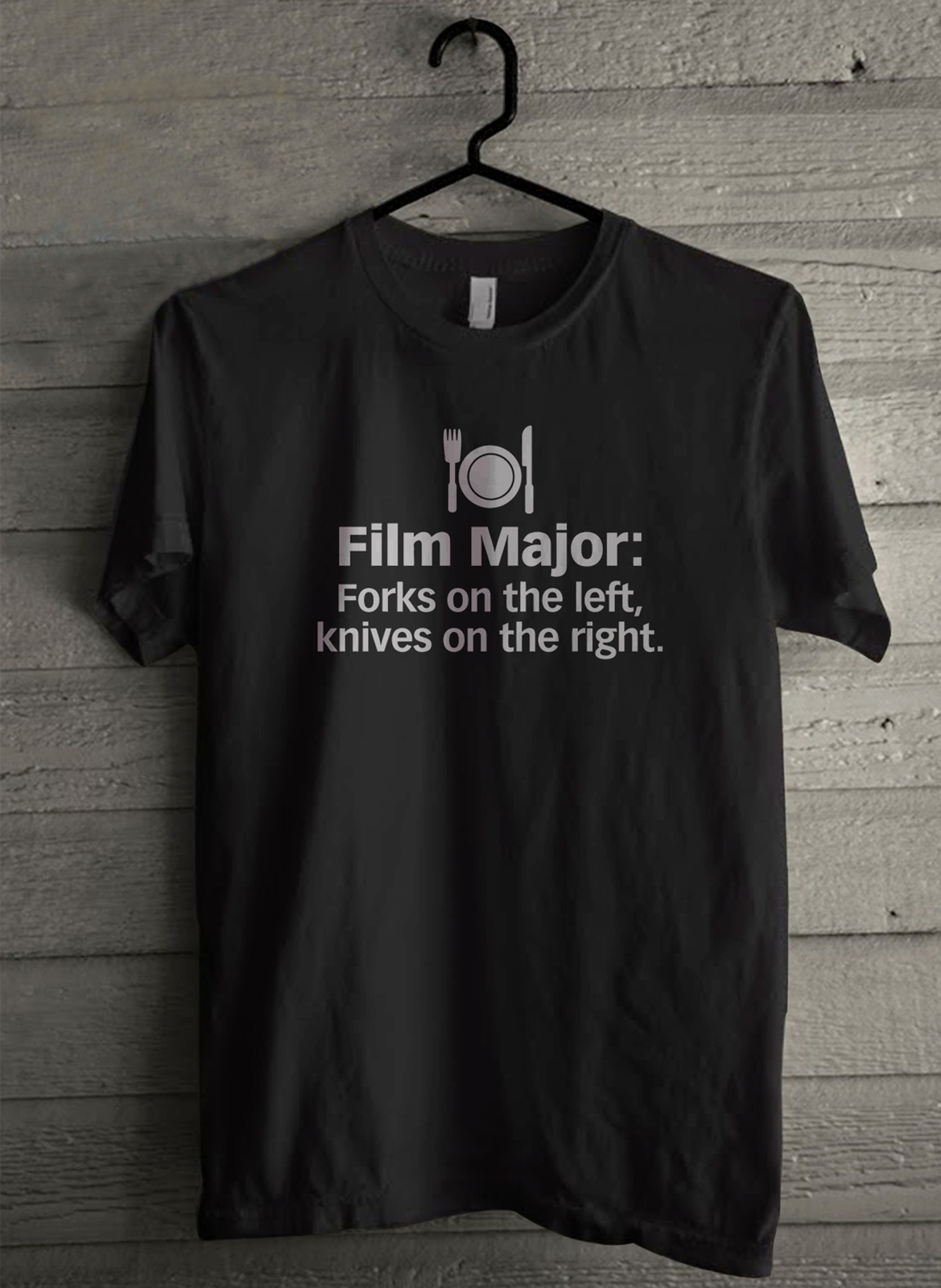 Film Major Men's T-Shirt - Custom (281)