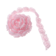 Hot Cute Rose Flower Strap Back DIY Mobile Phone Case Decoration Hot DIY - $10.60