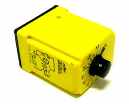 Potter & Brumfield CGD-38-38005S Time Delay Relay 0.5 To 5 Sec 120V Ac, 10 Amp - $48.95