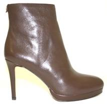 Women's Shoes Michael Kors SAMMY PLATFORM ANKLE BOOT Heels  Zipper Leath... - £98.20 GBP