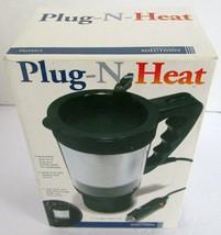 Plug-N-Heat 14 Ounce Thermal Mug  - $15.98