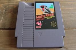 Mach Rider (Nintendo NES, 1985) - $8.91