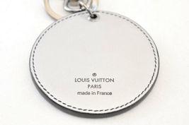 LOUIS VUITTON Monogram Silver Porte Cles Bag Charm MP1985 LV Auth yy446 image 3