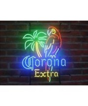 Neon Light Sign Corona Extra 17 x 14 inch expressmarxx - $147.99