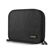 UGREEN Electronic Organizer Double Layer Travel Gadget Bag For USB Cable... - €22,74 EUR