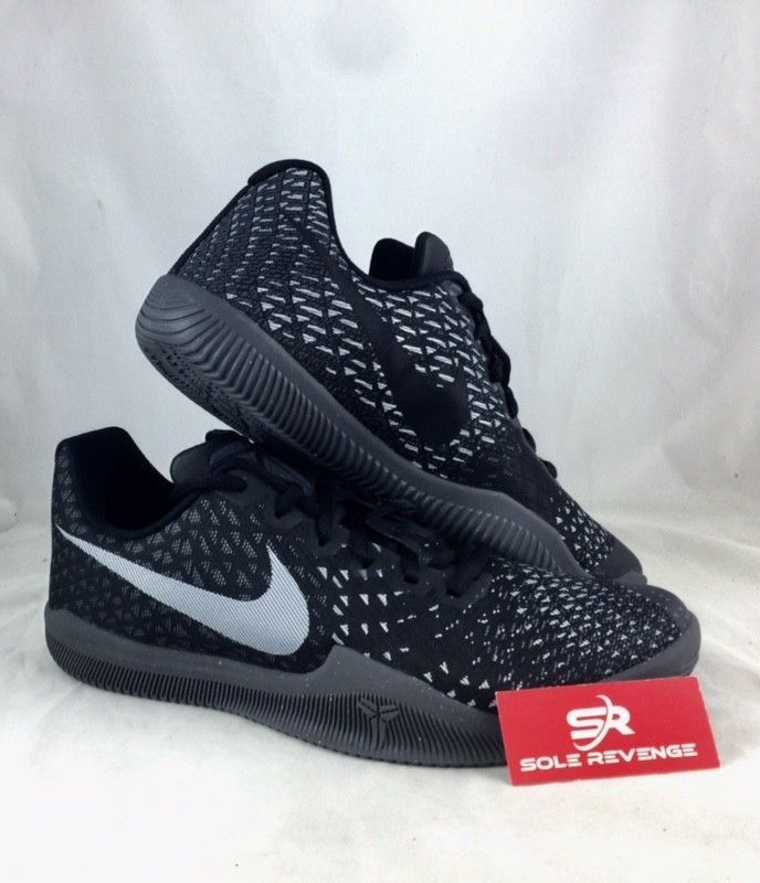 Nike Kobe Mamba Instinct Shoes Dark Grey/Anthracite/Cool Grey 852473- ...