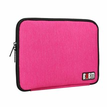 BUBM External Hard Drive Carry Case, Travel Electronics Accessories Orga... - £5.97 GBP