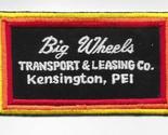 Trucking   van lines canada big wheels transport   leasing co kensington  pei 9.99 thumb155 crop