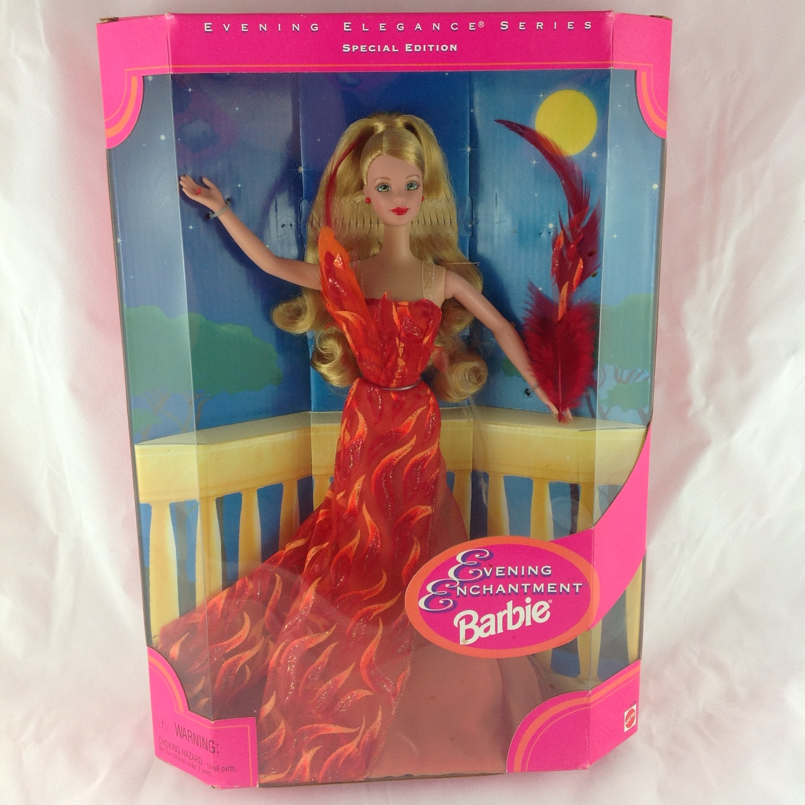Evening Enchantment Barbie from Evening Elegance Series 1997 Special Edition NIB