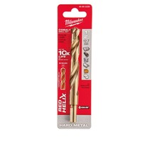 Milwaukee 1/2 In. Cobalt Red Helix Twist Drill Bit - $36.99