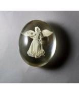 Comfort Stone Healing Angel Stone High Quality Resin Stone 1.5 inch Bran... - $9.31
