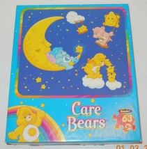"Roseart Care Bears ""sweet Dreams"" 63 Piece Jigsaw Puzzle 11"" x 12 1/2"" - $5.00"