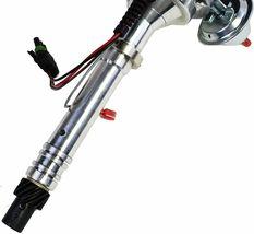 Pro Billet Series R2R Distributor GMC Chevy SBC BBC V8 327 350 396 454 Black image 8