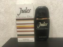 RAREST VINTAGE JULES CHRISTIAN DIOR EDT 3.3oz/ 100ml first edition - $395.01