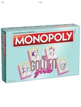 USAopoly The Golden Girls Monopoly Board Game - $44.54